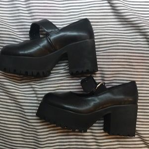 Dollskill platform heels